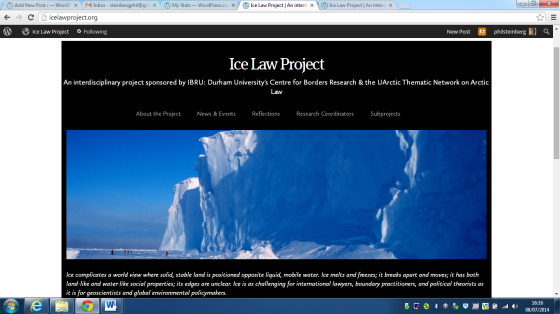 IceLaw screenshot